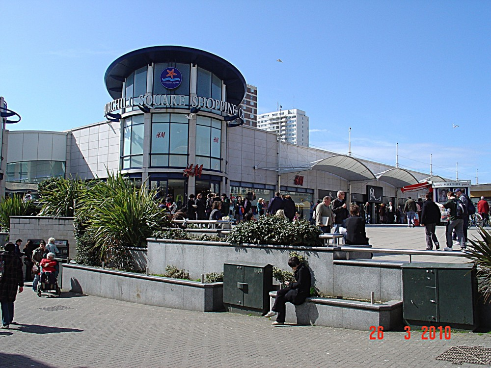Brighton Churchill Square
