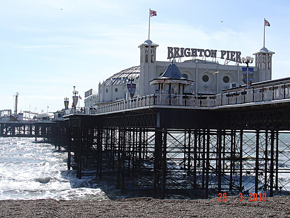 Brighton Pier - Brighton Accountants
