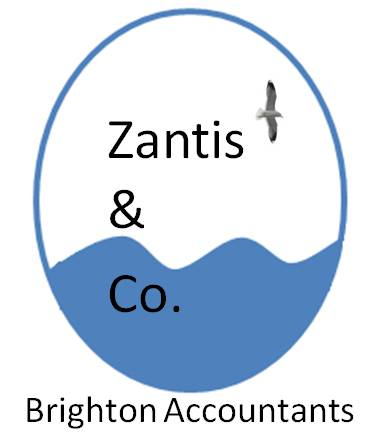 Brighton Accountants Zantis & Co Logo